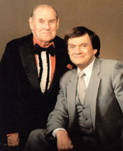 Charlie Miller and Johnny Thompson